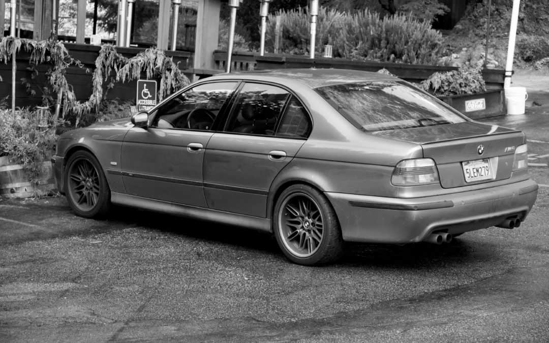 BMW E39 M5 6-Speed Manual