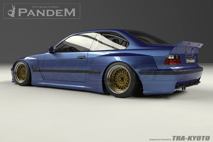 Rocket Bunny E36 BMW M3 – Updated for 2018