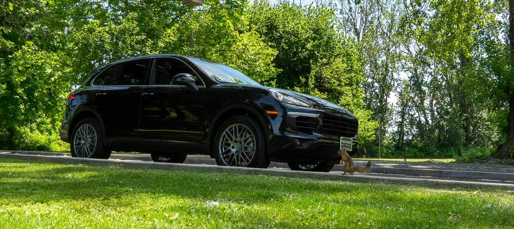 How much is a used Porsche Cayenne?